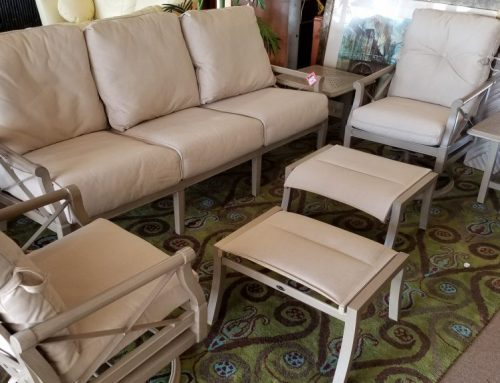 Woodard Patio Set – $3999 – Bee Ridge Location